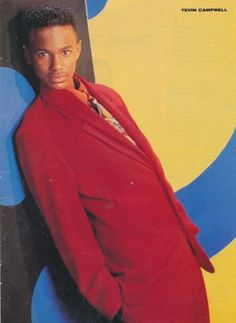 Tevin Campbell | 100 Forgotten Heartthrobs Of The '80s And '90s