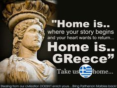 TRAVEL'IN GREECE | Reunite the Parthenon, #Greece, #travelingreece