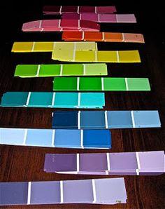 Squish Preschool Ideas: Month of March Ideas- Rainbows