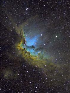 Wizard Nebula - Orion Telescope Catalog - Orion Staff @ Mount Palomar, CA