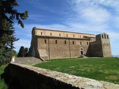 Fossacesia(CH) Abruzzo, Italy Abbazia S.Giovanni in Venere