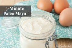 I love this recipe! It's the best paleo mayo ever! For this recipe I find that it works best with an immersion blender.
