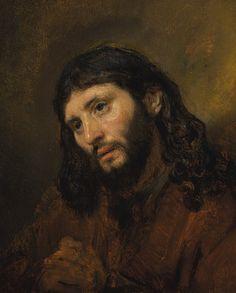 Rembrandt Portrait, Rembrandt Art, Rembrandt Paintings, Portrait Paintings, List Of Paintings, Paintings For Sale, Louvre Abu Dhabi, Paul Klee Art, Old Portraits