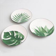 Botanico Plates
