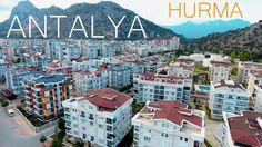 Турция, Анталия с высоты, район ХУРМА - Antalya - Turkey [IVAN LIFE]