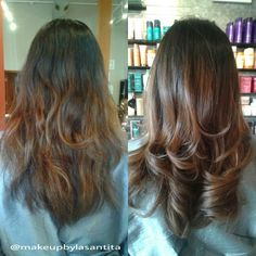 #beforeandafter after #haircut #makeupbylasantita #hairsalon #dope #highlights #hair #hairbesties #hairporn #balayage #ombre #instagood #instadaily #photogrid #blonde #balayageombre #balayagehighlights #blondor #olaplex #omg #wellahair #magma #kenra #brownbalayage #hairextensions #aquahairextension #healthyhair #fusion #gkhair #gkhairproducts #hairstyle #mermaidians #beauty #blondor #omg #clairol #wellaeducation #wellalife #wella #shorthair #makeupbylasantita #pravana #chromasilk