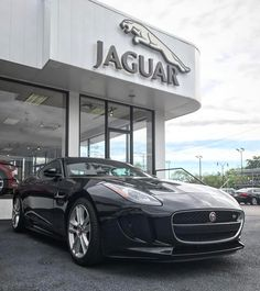 The last of the 2016 Jaguar F-Types on our lot!!