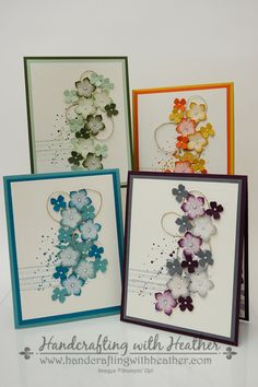 Gorgeous Grunge and Petite Petals Boxed Card Set – Stampin' Up! | Handcrafting with Heather