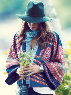 Free People The Way Love Goes Kimono at Free People Clothing Boutique