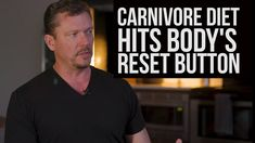 Ken Berry, MD: Keto & Carnivore (fatty meat) Saved His Life. Excellent interview from an MD. There is an option. I judge s Dr by how they are trying to get people off meds. Get to the ROOT of disease! Zero Carb Diet, No Carb Diets, Low Carb, Fodmap Diet, Meat Diet, Diet Meals, Body Reset, Dr Berg, One Meal A Day