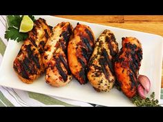 (60) 5 EASY Chicken Marinades! - YouTube
