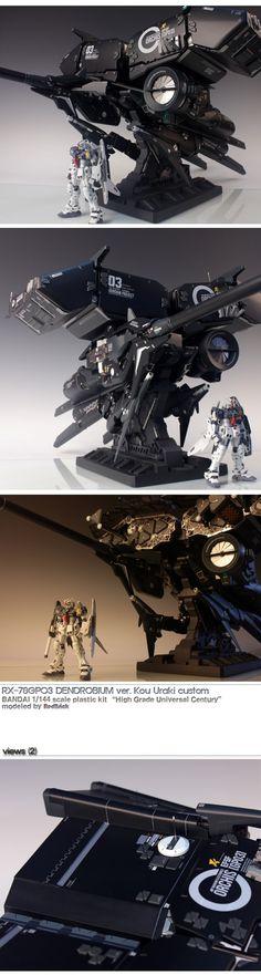 HG 1/144 Gundam GP-03D...