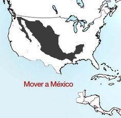 Mover a Mexico
