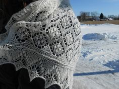 READY TO SHIP Estonian lace shawl Luxury wedding by Estonianlace