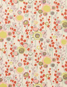 Market Floral pastel  Alexander Henry Fabric