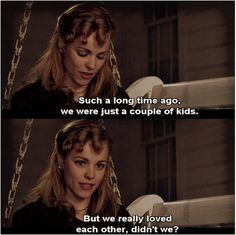 The Notebook based off of Nicholas Sparks book by the sme title love all his movies Tv Show Quotes, Film Quotes, Quotes Quotes, Lyric Quotes, Random Quotes, Lyrics, The Notebook Quotes, Notebook Ideas, Citations Film