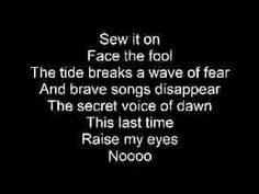 Sunny Day Real Estate - seven lyrics ~! OMG thank you all for over 10,00...