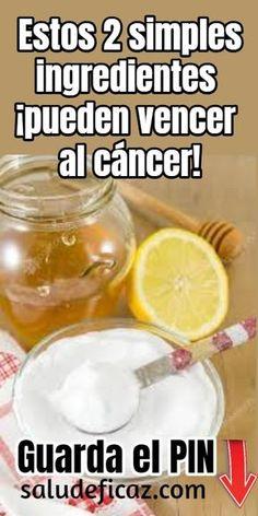Este remedio casero de bicarbonato y miel para el cancer ha dado mucho que hablar. Hoy te comentamos como prepararlo desde tu casa y cómo consumirlo. #remedioscaseros #bicarbonatoconmiel #bicarbonatoymiel #bicarbonatodesodio #miel #cancer #curadelcancer #curarelcancer Salud Natural, At Home Gym, Dado, Healthy Tips, Diabetes, The Cure, Remedies, Food And Drink, Health Fitness