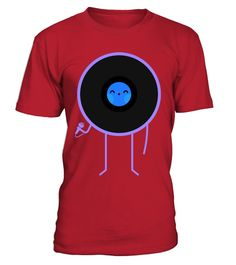 Pop Vinyl Disk Music | Teezily | Buy, Create & Sell T-shirts to turn your ideas into reality
