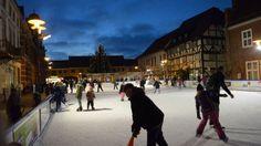 Parchim: Vorfreude auf die nächste Eiszeit | svz.de
