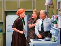 Lucille Ball may have been a B-actress at MGM Studios in the Golden Age of Hollywood, but she remains an A-list TV talent, decades after her death. I Love Lucy Show, How To Show Love, I Love Lucy Episodes, Lucy And Ricky, Lucy Lucy, Vivian Vance, Lucille Ball Desi Arnaz, Old Shows, Golden Age Of Hollywood