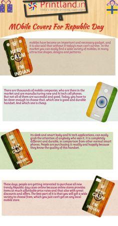 Phone Covers Online, India Online, Republic Day, Mobile Covers, Online Print Shop, Custom Photo, Free Design, Kolkata, Design Templates