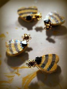 c(oi)n:purse: DIY Bee Mine Magnets