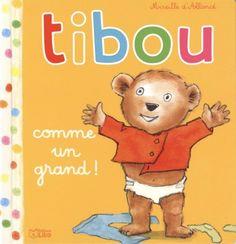 TIBOU - COMME UN GRAND