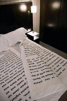 #Leggere a letto? Buona idea!