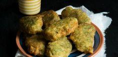 Μαραθοκεφτέδες Greek Recipes, Starters, Finger Foods, Veggies, Appetizers, Snacks, Meat, Chicken, Cooking
