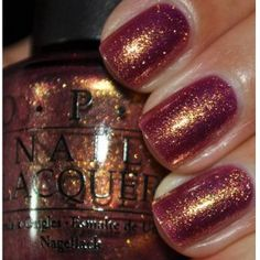 OPI Rally Pretty Pink Serena Collection...awesome