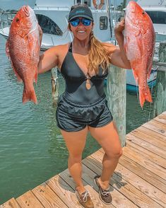 What is your favorite species of fish to catch?🎣 I would have to say red snapper or red drum! Fishing Girls, Gone Fishing, Tazo Passion Tea, Strawberry Acai Refresher, Giant Fish, Fishing Photography, Brave Girl, Pink Drinks, Instagram Worthy