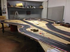 molettaring slot track , work in progress