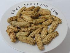 Erdnüsse nicht geröstet