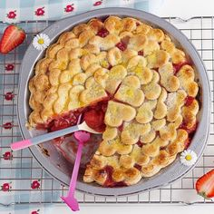 Pie Lattice Ideas - Pies With Intricate Lattices Pie Crust Cookies, Cookie Cake Pie, Beautiful Pie Crusts, Birthday Pies, Pie Crust Designs, Pie Decoration, Can I Eat, Strawberry Pie, No Bake Pies
