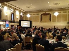 Youth Sports Luncheon at The Roosevelt Hotel #RooseveltEvents