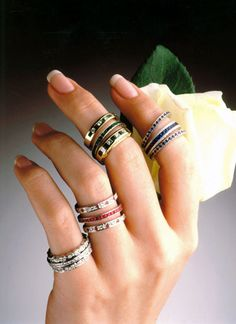 STYLING Model Hands :: Hand Model Ashly Covington