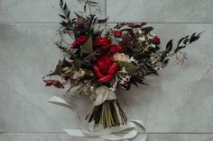 Flora and words by Jolene from Estelle Flowers, Photography by Erin at Acorn Photography