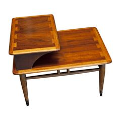Lane Acclaim Side Tables 1962 From The Classic Acclaim Furniture