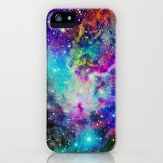 Fox Fur Nebula iPhone Case by Starstuff - $35.00