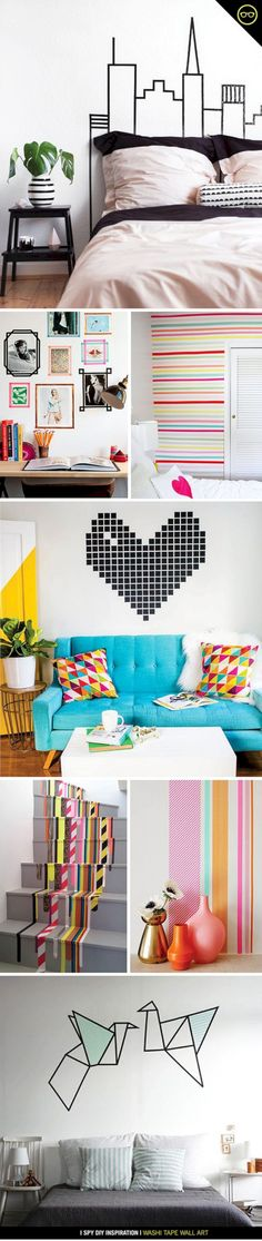 15 Awesome Wall Decorating Ideas to Ditch Your Bare Wall https://www.futuristarchitecture.com/29460-wall-decorating.html