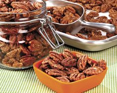 Spiced Pecans - Recipes at Penzeys Spices