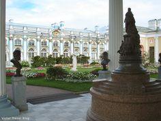 Tsarskoe Selo. Russia