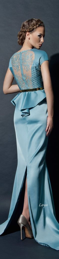 CHRYSTELLE ATALLAH Spring-Summer 2013 COUTURE       jaglady