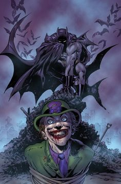 Batman #699 by David Finch?