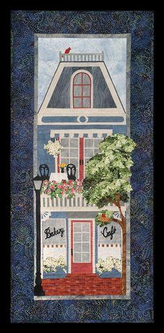 ❤ =^..^= ❤  Painted Ladies | Sweet Season Quilts