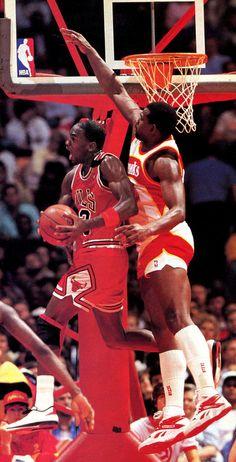 Michael Jordan - Air Jordan II Low #Basketball #NBA #Bulls
