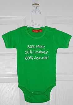 Such a great gift idea for a new baby!