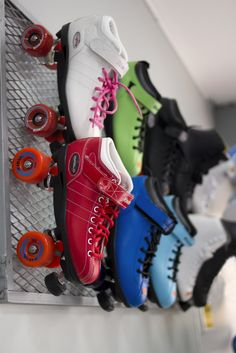 Fotodiseño: Become a Roller Girl (1/15)