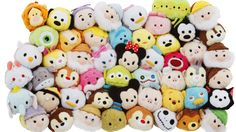 Disney brings Tsum Tsum to the U.S.... I want them ALL! <3